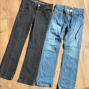 Children's Place & Mossimo Jeans Bundle
